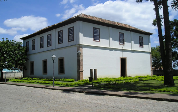 foto museu e camara