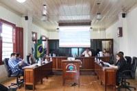 Audiência Pública de prestação de contas do 3° Quadrimestre de 2015