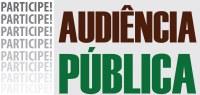 Audiência pública para prestação de contas