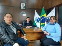 Câmara e Prefeitura unem esforços em prol da cultura, turismo e desenvolvimento do município