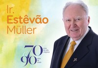 Irmão Estêvão Müller será agraciado com o título de Cidadão Benemérito da Lapa