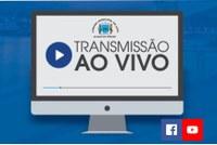 Câmara vai transmitir sessões ao vivo pela internet a partir da próxima terça-feira (10)