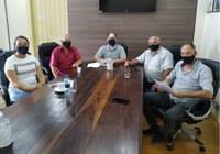 Comissão Executiva da Câmara faz primeira reunião de trabalho