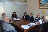 Lapa recebe visitantes de Istrana, na Itália