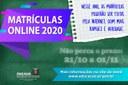 Matrículas para 2020 nas escolas estaduais do Paraná poderão ser feitas pela internet
