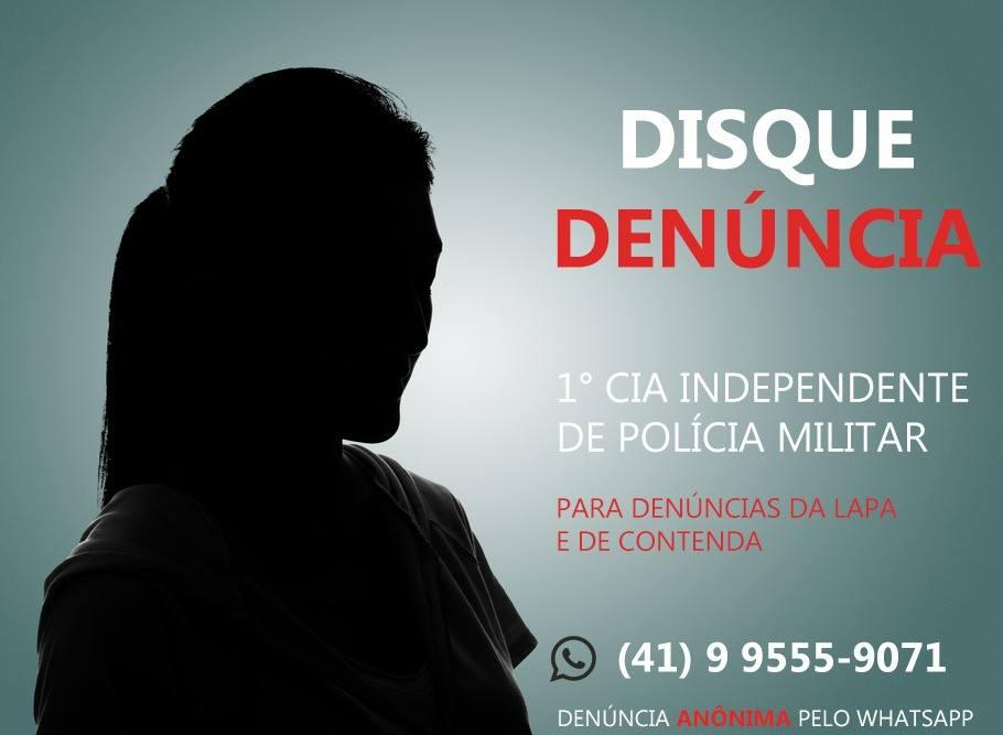 Novo canal para denúncias na Polícia Militar da Lapa