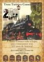 Trem comemorativo pelos 250 anos da Lapa tem datas e horários definidos