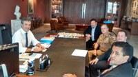 Vereador Mário da Farmácia reforça pedido para elevação da 1ª. CIPM para Batalhão da Policia Militar na Lapa